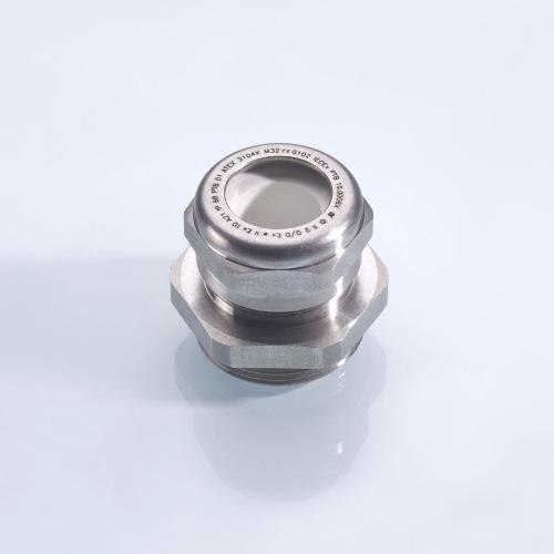 The ATEX certified cable gland for safety in Ex-atmospheres