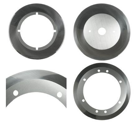 SLITTERS AND GRINDING WHEELS