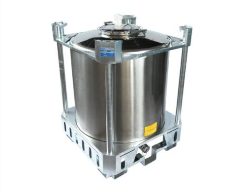 IBC - inox 304 ou 316