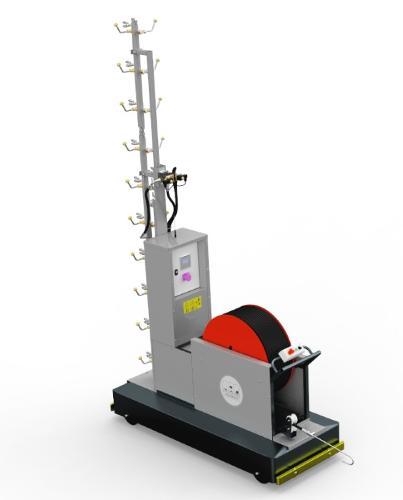 Automatyczny opryskiwacz Hortispray