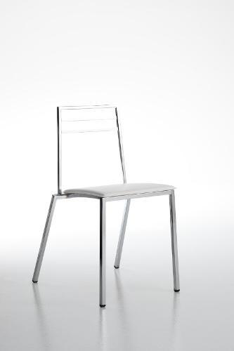 sedia in acciaio