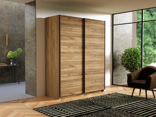 Roller door wardrobes