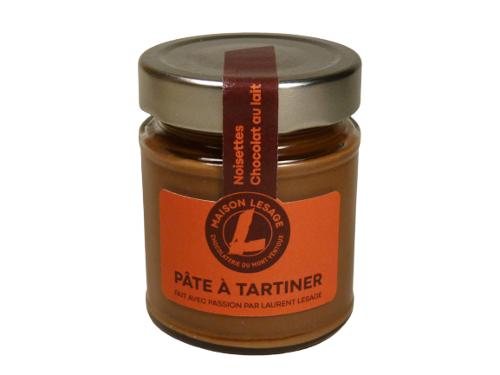 Pâtes À Tartiner - Noisettes, Chocolat Au Lait