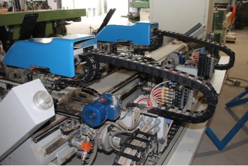 Anubatrice automatica due teste