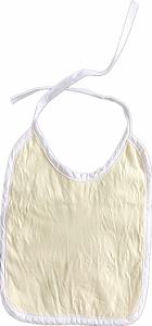 Serviette de salive bébé