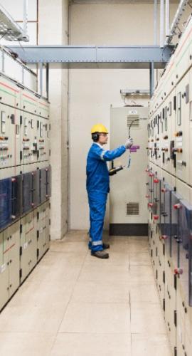 Detección de fallas en equipos eléctricos