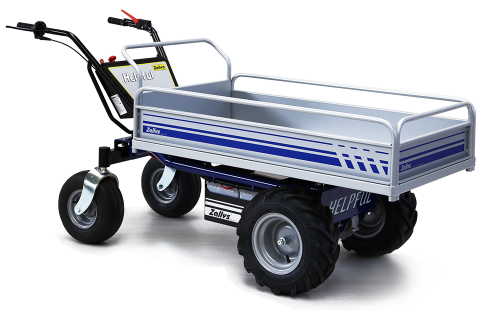Transporteur Electrique ZALLYS Helpful S4