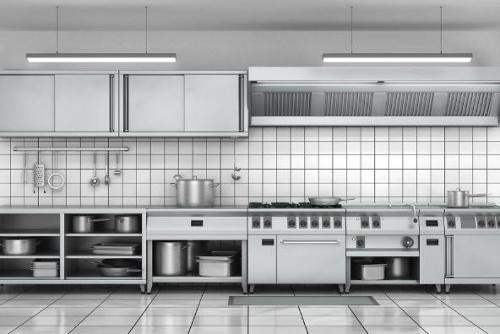 Conception et réalisation de cuisines collectives