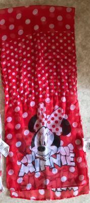 Foulard Minnie Hello Disney