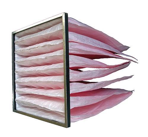 Filtro de Bolsas Sintéticas | Bag Filter