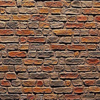 Rustic Brick Panels