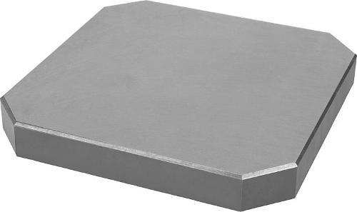 Plaque de base Fonte grise