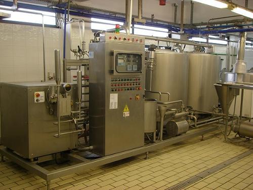Machines de Fabrication de Crème Glacée Industrielles