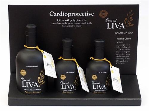 ORGANIC OLIVE OIL, CERTIFIED HEALTH PRODUCT