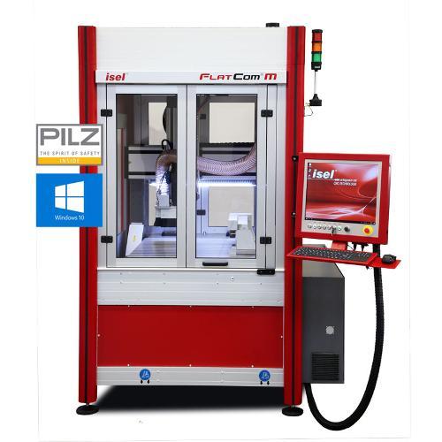 FLATCOM® M SERIES CNC-MILLING MACHINE
