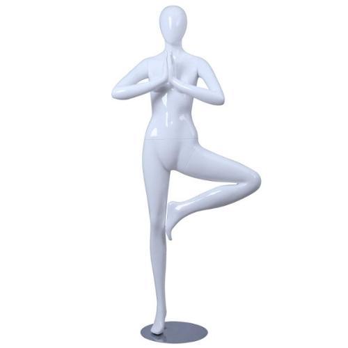 Manichini sport yoga