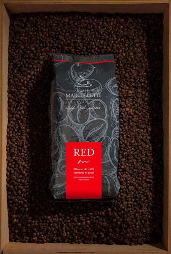 Coffee Marcelletti - RED 1 Kg