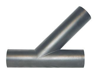 HVA NIRO® Stainless steel branch pipes