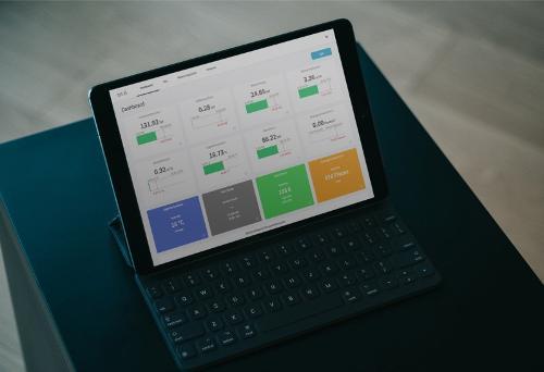 bit.B monitoring solution (hardware)