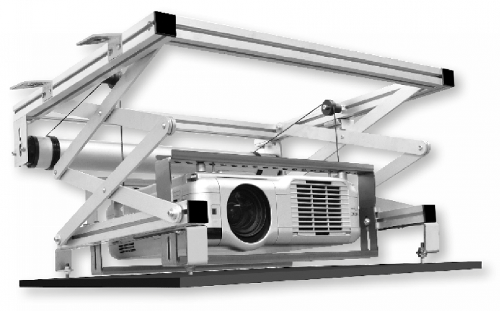 projector motorized lifts
