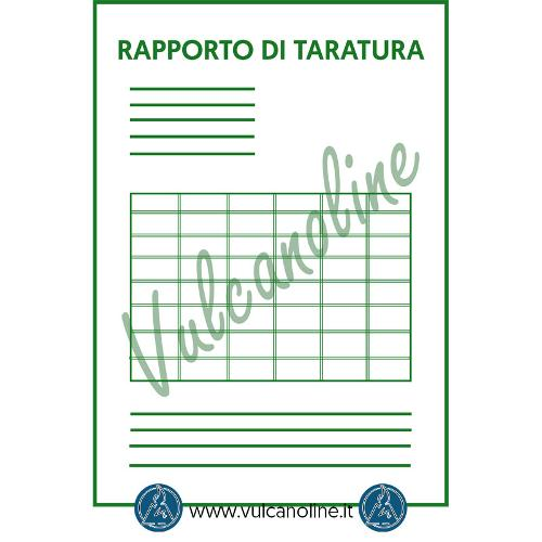 Certificati di taratura e certificati ACCREDIA