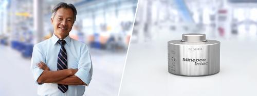 Kompakt-Drucklast-Wägezelle PR 6212