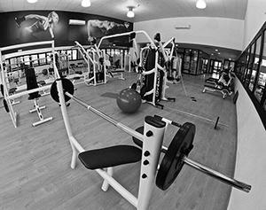 Equipamiento deportivo para salaS entrenamiento
