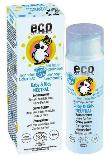 ECO Baby & Kids Sonnencreme LSF 50+ neutral 50ml mit...