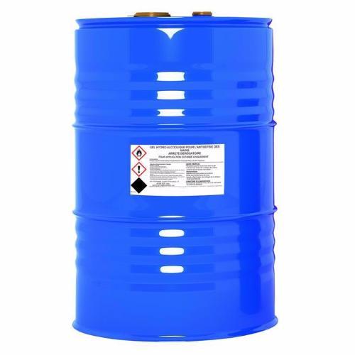 Fût 200L gel hydroalcoolique