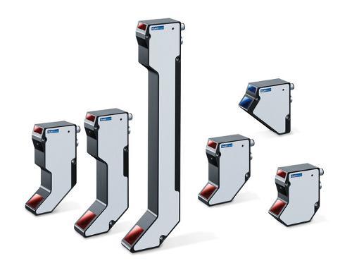 Q4 Laser Scanner für 2D und 3D Messungen