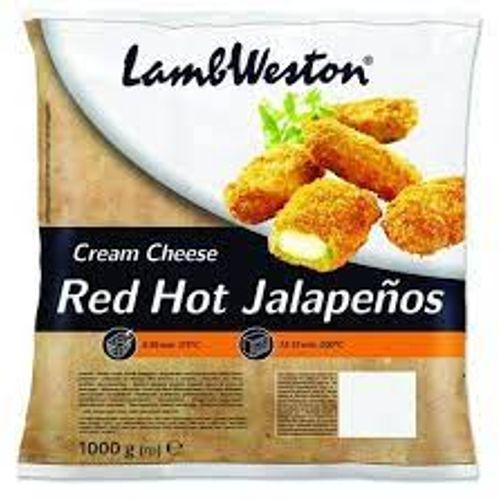 Red Hot Jalapenos 1 Kg