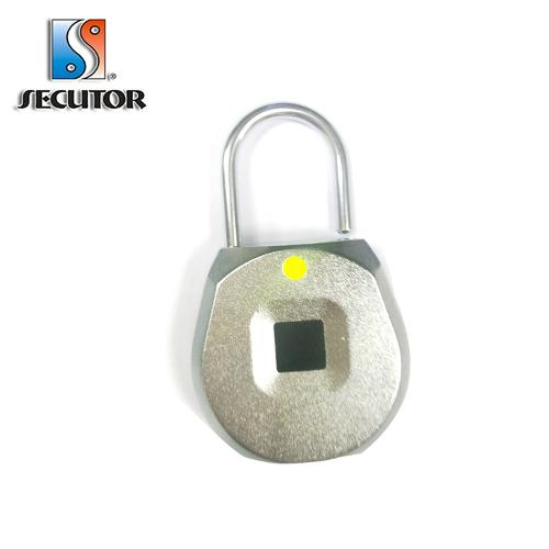 CE FCC Certificate Biometric Fingerprint Pad Lock