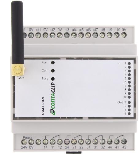 GSM-PRO2E-4G-EU | GSM-Modul