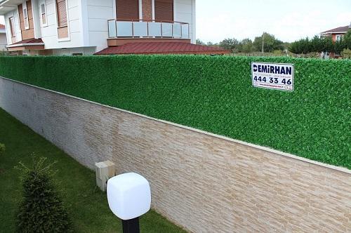 DecoraGrass - Decorative Grass Fence System