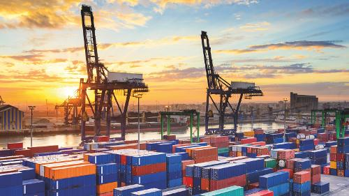 Harbour & material handling technology