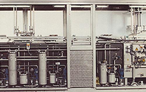 Tauchwaschanlagen für Metallteile