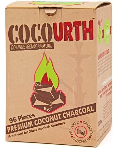 CocoUrth Coconut Coals