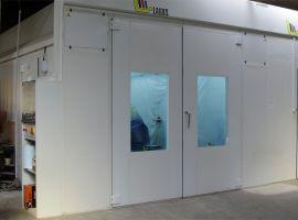 La maintenance des cabines de peinture industrielle