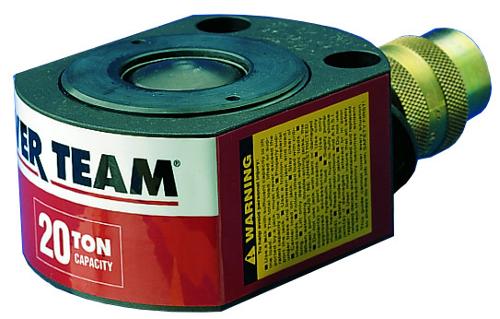 Flat-Cylinder 10t/Hub 11,1mm