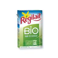 Régilait Bio Délicieux dans les boissons chaudes! Génial en cuisine!