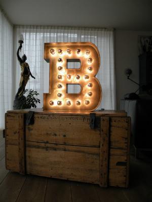 letterlamp
