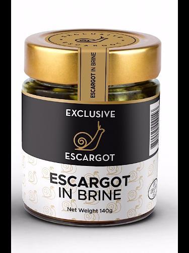 Exclusive Escargot In Brine 140g