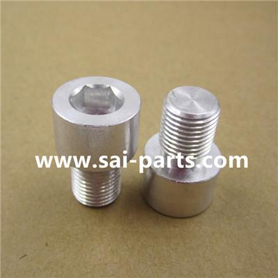 Aluminium Cap Screw Bespoke Fastener