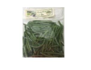 Haricots verts surgelés