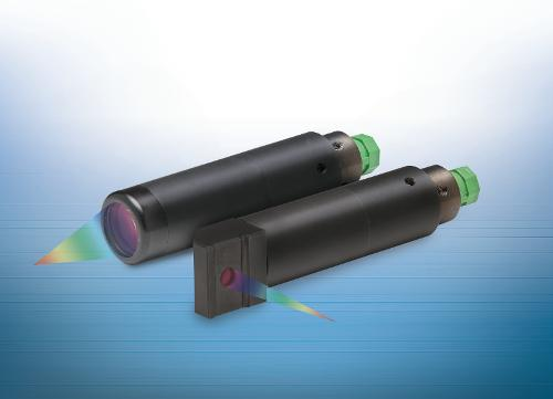 Confocal chromatic sensors (vacuum compatible) for...