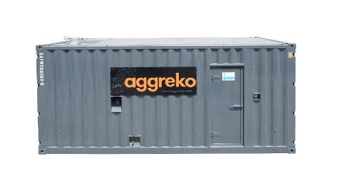 500 Kva Containerised Diesel Generator