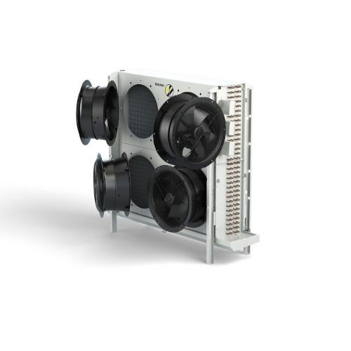 Luftkühler für die Industrie