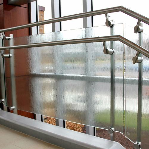 Glass Balusters And Railings