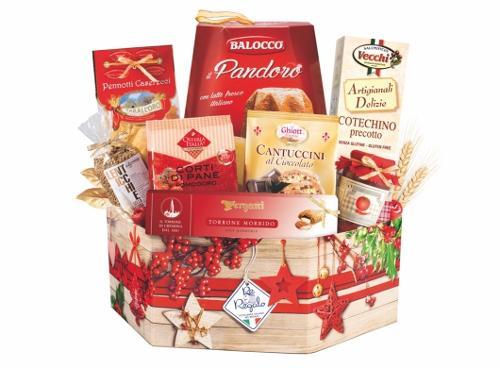 Cesti natalizi gastronomici - Dolci e Cioccolato
