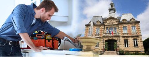 Dépannage plombier à Le Vésinet (78110)